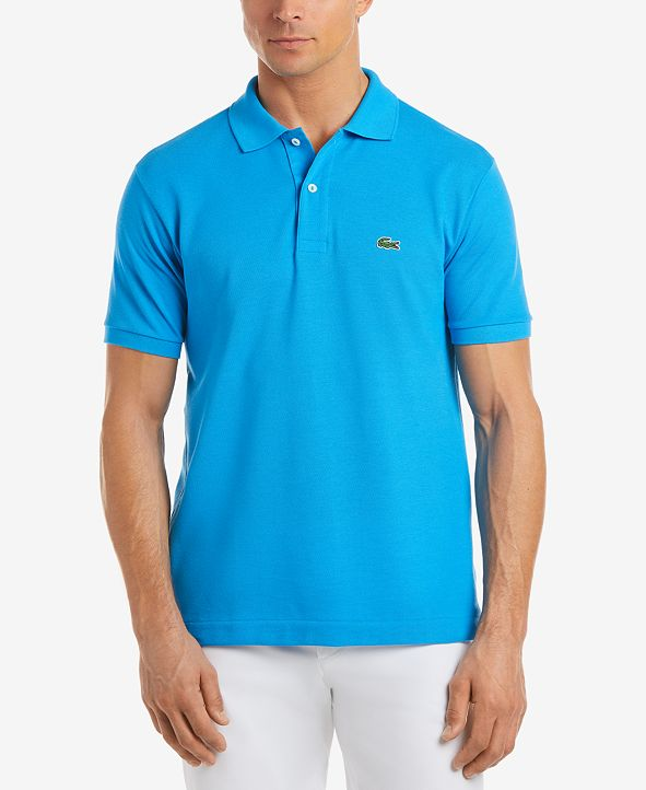 Lacoste Men's Classic Fit Pique Polo Shirt, L.12.12
