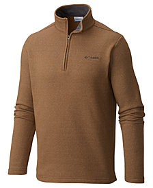 Columbia Men's Great Hart Mountain Half-Zip Fleece Sweatshirt