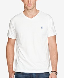Men's Big & Tall Classic Fit V-Neck T-Shirt