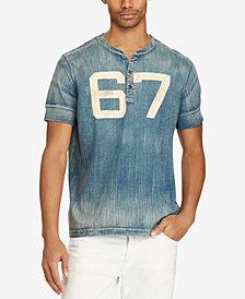 Polo Ralph Lauren Men's Custom Slim Fit Henley T-Shirt