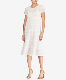Lauren Ralph Lauren Petite A-Line Dress