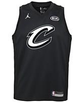 free shipping 53f0c 273a2 Nike LeBron James Cleveland Cavaliers All Star Swingman Jersey, Big Boys  (8-20