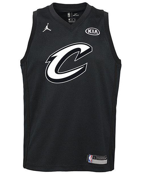 306d0524e ... Nike LeBron James Cleveland Cavaliers All Star Swingman Jersey