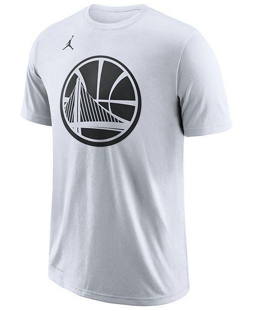 f5aa9e84b29 ... Jordan Men s Kevin Durant Golden State Warriors All Star Player T-Shirt  ...