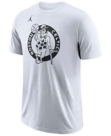 Jordan Men's Kyrie Irving Boston Celtics All Star Player T-Shirt