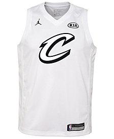 Nike LeBron James Cleveland Cavaliers All Star Swingman Jersey, Big Boys (8-20)