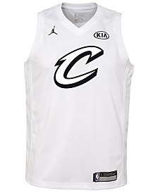Nike LeBron James Cleveland Cavaliers All Star Swingman Jersey, Big Boys (8-20)