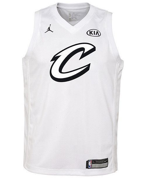 cf58953081 Nike LeBron James Cleveland Cavaliers All Star Swingman Jersey