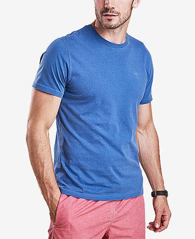 Barbour Men's Garment-Dyed Shirt