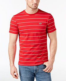 Lacoste Men's Jersey Stripe T-Shirt