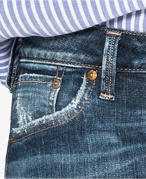 Shorts Jeans Indigo Silver Sam Bermuda Co qRdI6Iw