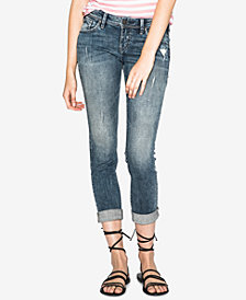 Silver Jeans Co. Sam Boyfriend Stretch Jeans