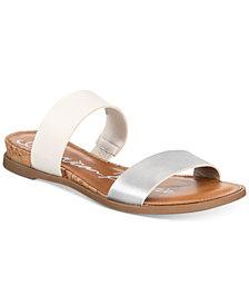 American Rag Easten Slide Sandals, Created for Macy's