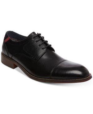 Steve Madden Men's Derium Cap-Toe Oxfords Men's Shoes 5924186