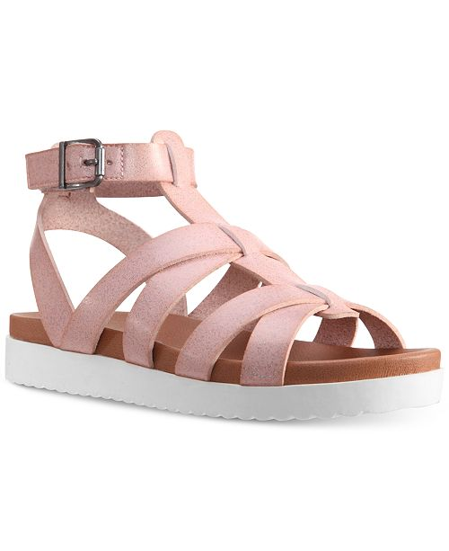1fe427884ade Nina Alpha Gladiator Sandals