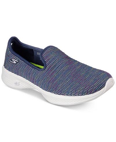 Skechers Women's GOwalk 4 - Select Walking Sneakers from Finish Line