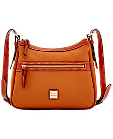 Dooney & Bourke Pebble Leather Piper Small Crossbody