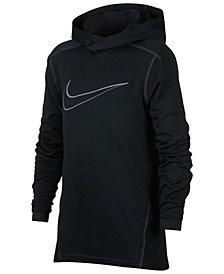 Nike Dry Training Top Hoodie, Big Boys