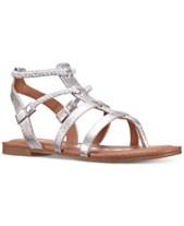 08c5bc05404 Nina Maragaree Gladiator Thong Sandals