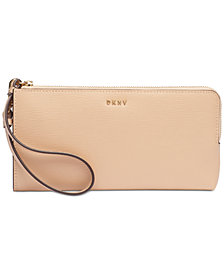 DKNY Bryant Zip Wristlet, Created for Macy's