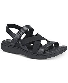 Born Manta Flat Sandals