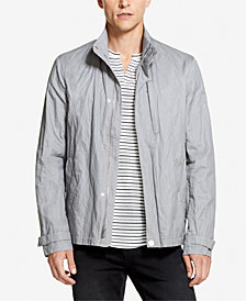 DKNY Men's Cotton Metal Jacket, Created for Macy's