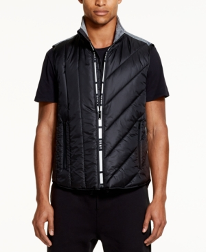 Dkny Men's Quilted Vest,...