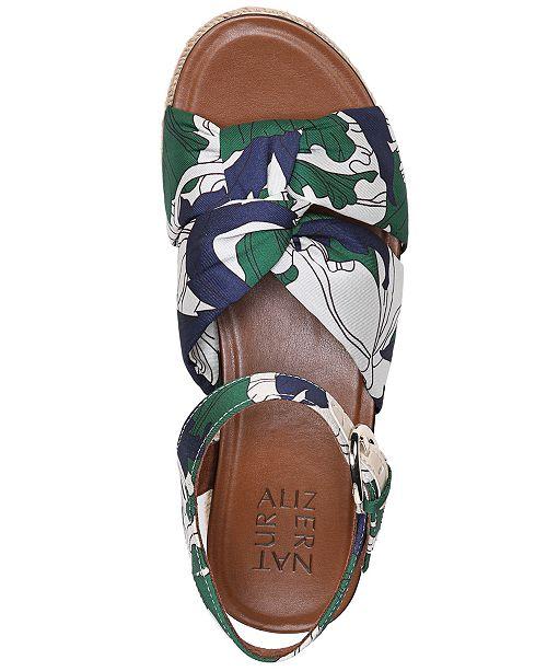e671222d82 Naturalizer Berry Platform Espadrille Sandals & Reviews - Sandals ...