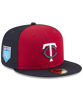 d5cfd9f9b New Era Minnesota Twins Spring Training Pro Light 59Fifty Fitted Cap -  Sports Fan Shop By Lids - Men - Macy's