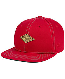 Top of the World Alabama Crimson Tide Diamonds Snapback Cap