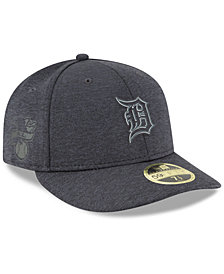 New Era Detroit Tigers Clubhouse Low Crown 59Fifty Fitted Cap