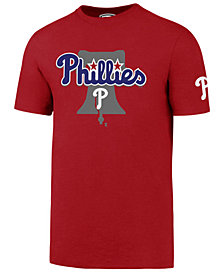 '47 Brand Men's Philadelphia Phillies On-Deck Rival T-Shirt