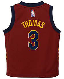 Nike Isaiah Thomas Cleveland Cavaliers Icon Swingman Jersey, Little Boys (4-7)