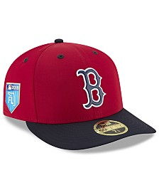 New Era Boston Red Sox Spring Training Pro Light Low Profile 59Fifty Fitted Cap