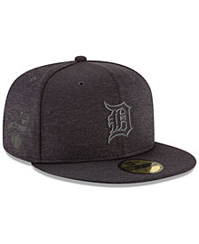 New Era Detroit Tigers Clubhouse 59Fifty Fitted Cap