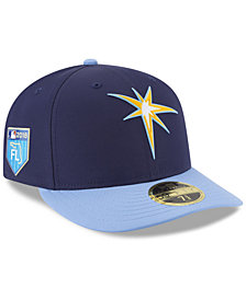 New Era Tampa Bay Rays Spring Training Pro Light Low Profile 59Fifty Fitted Cap