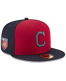 New Era Cleveland Indians Spring Training Pro Light 59Fifty Fitted Cap