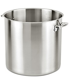 Professional 100-Qt. Stainless Steel Stockpot