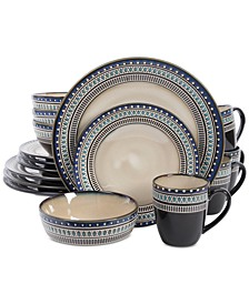 Magello 16-Pc. Dinnerware Set