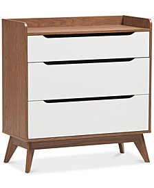 Brighton 3-Drawer Chest, Quick Ship