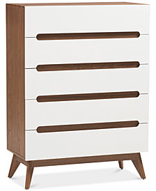 Calypso 5-Drawer Chest, Quick Ship