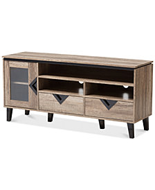 Cardiff TV Stand, Quick Ship