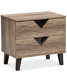 Swanson Nightstand, Quick Ship