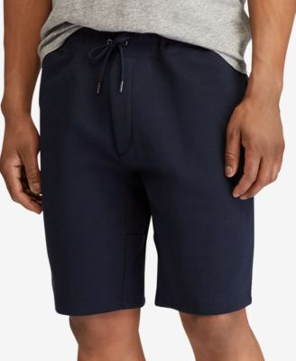 폴로 랄프로렌 Polo Ralph Lauren Mens Double-Knit 7.75 Active Shorts,Aviator Navy