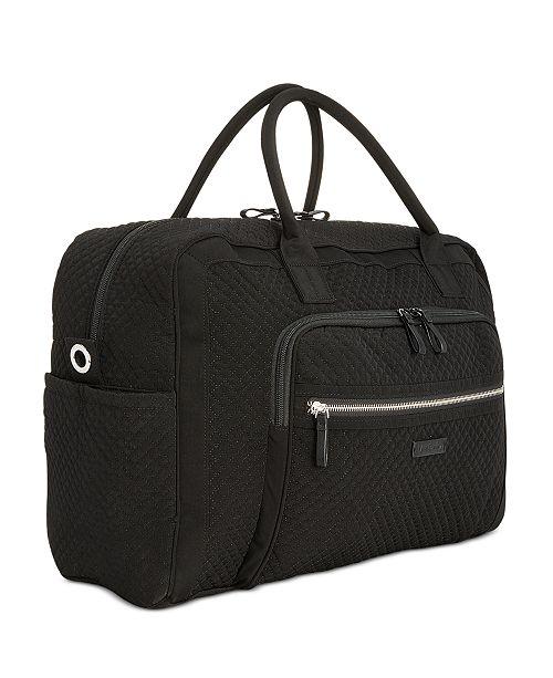 c4dc17719949 Vera Bradley Iconic Weekender Travel Bag   Reviews - Handbags ...