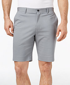 "Alfani Men's Flat-Front 9.5"" Shorts, Created for Macy's"