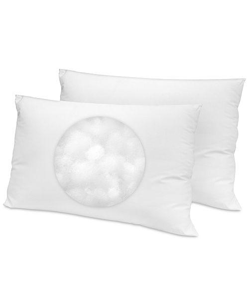 SensorPEDIC Cotton SofLOFT Fiber Pillow - 2 Pack