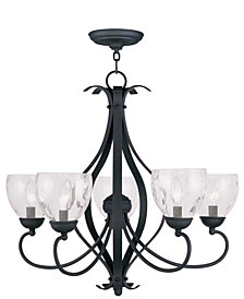 Livex Brookside 5-Light Chandelier