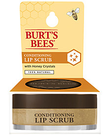 Burt's Bees Conditioning Lip Scrub, 0.25-oz.