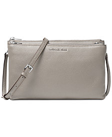 MICHAEL Michael Kors Double-Zip Crossbody